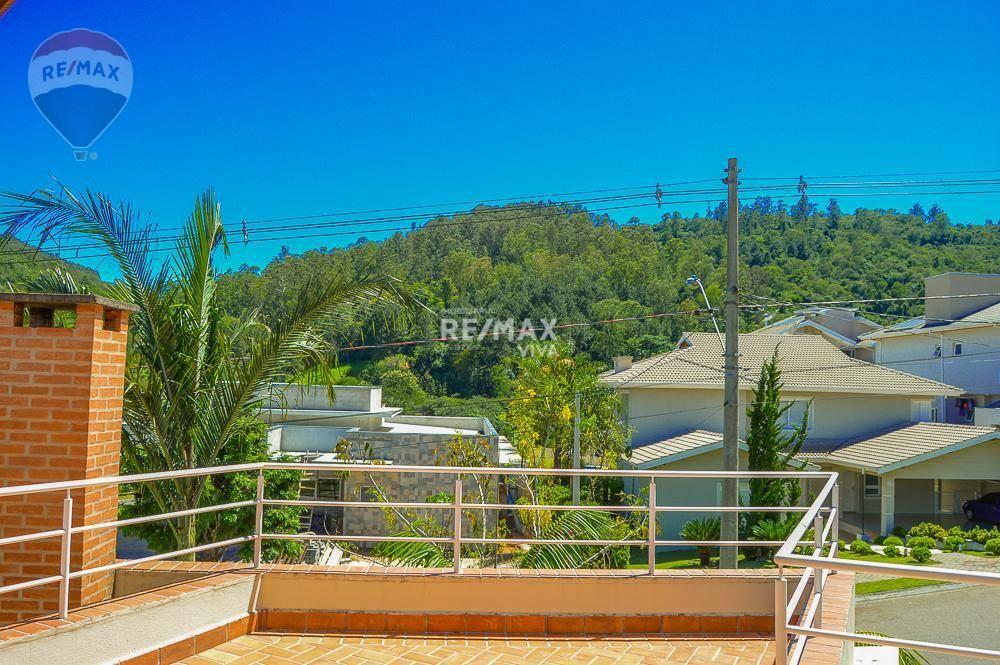 Casa com 4 dormitórios à venda, 331 m² por R$ 1.400.000 - Condominio Porto Atibaia - Atibaia/SP