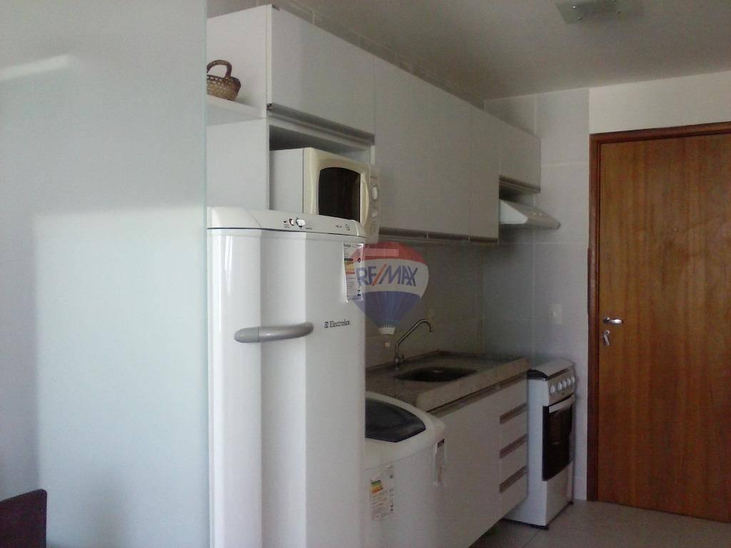 Flat residencial para locação, Boa Viagem, Recife.