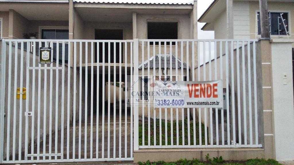Sobrado residencial à venda, São Pedro, São José dos Pinhais
