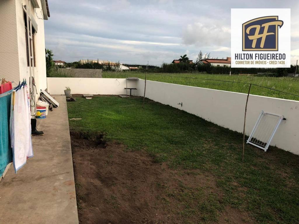 Casa com 3 dormitórios à venda, 208 m² por R$ 650.000 - Centro - Cruz do Espírito Santo/PB