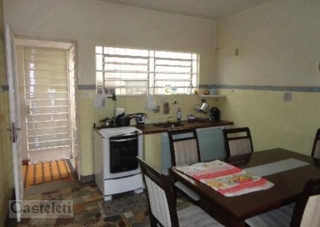 Casa de 3 dormitórios à venda em Vila Fortuna, Campinas - SP