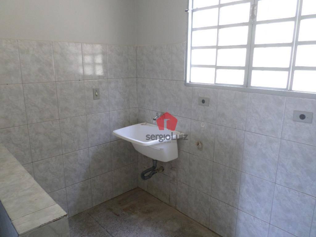 Apartamento para Locação - Parque Residencial Santa Terezinha