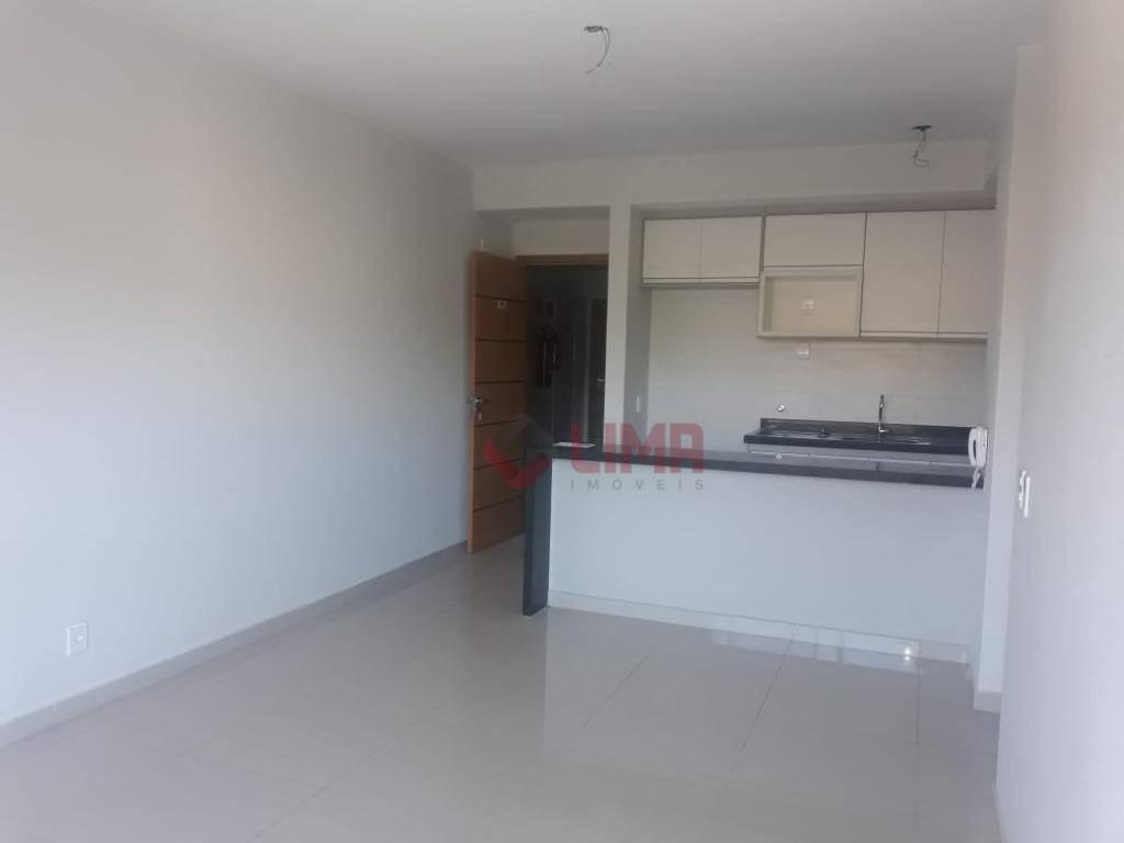 Apartamento com 3 dormitórios à venda, 84 m² por R$ 480.000 - Vila Aviação - Bauru/SP