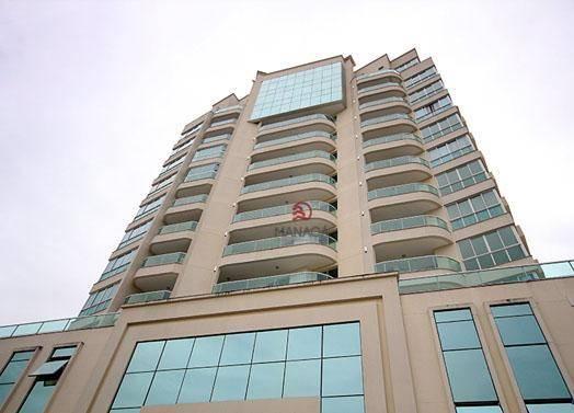 Apartamento com 2 dormitórios à venda, 79 m² por R$ 425.000 - São Luiz - Brusque/SC