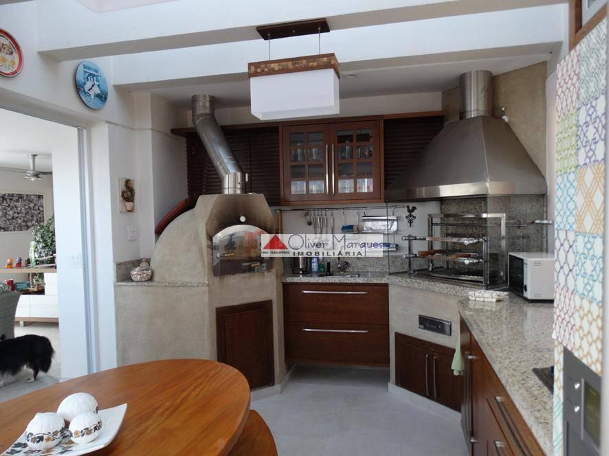 Apartamento com 4 dormitórios à venda, 350 m² por R$ 3.280.000,00 - Vila Yara - Osasco/SP