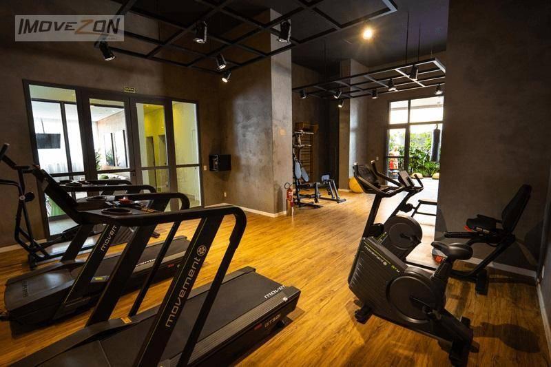 Foto Real Área Fitness