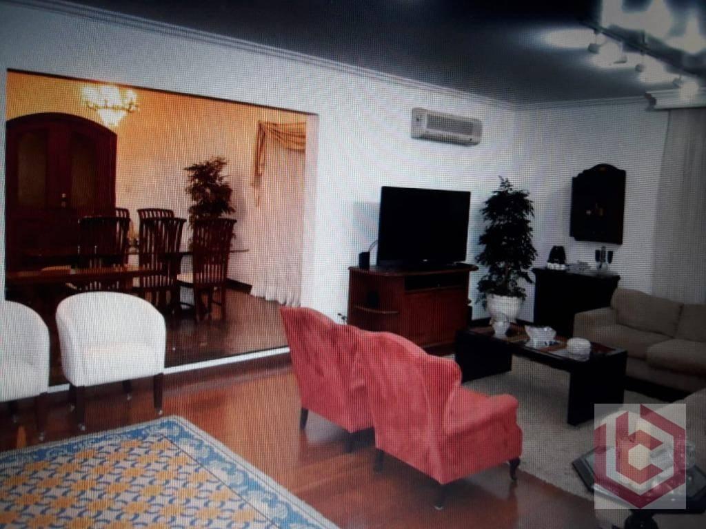 Apartamento residencial à venda, 4 suítes, 300 m², Boqueirão, Santos.