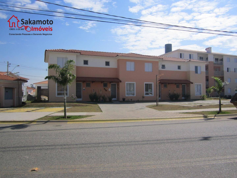 Sobrado residencial à venda, Condomínio Vila Flora, Sorocaba.
