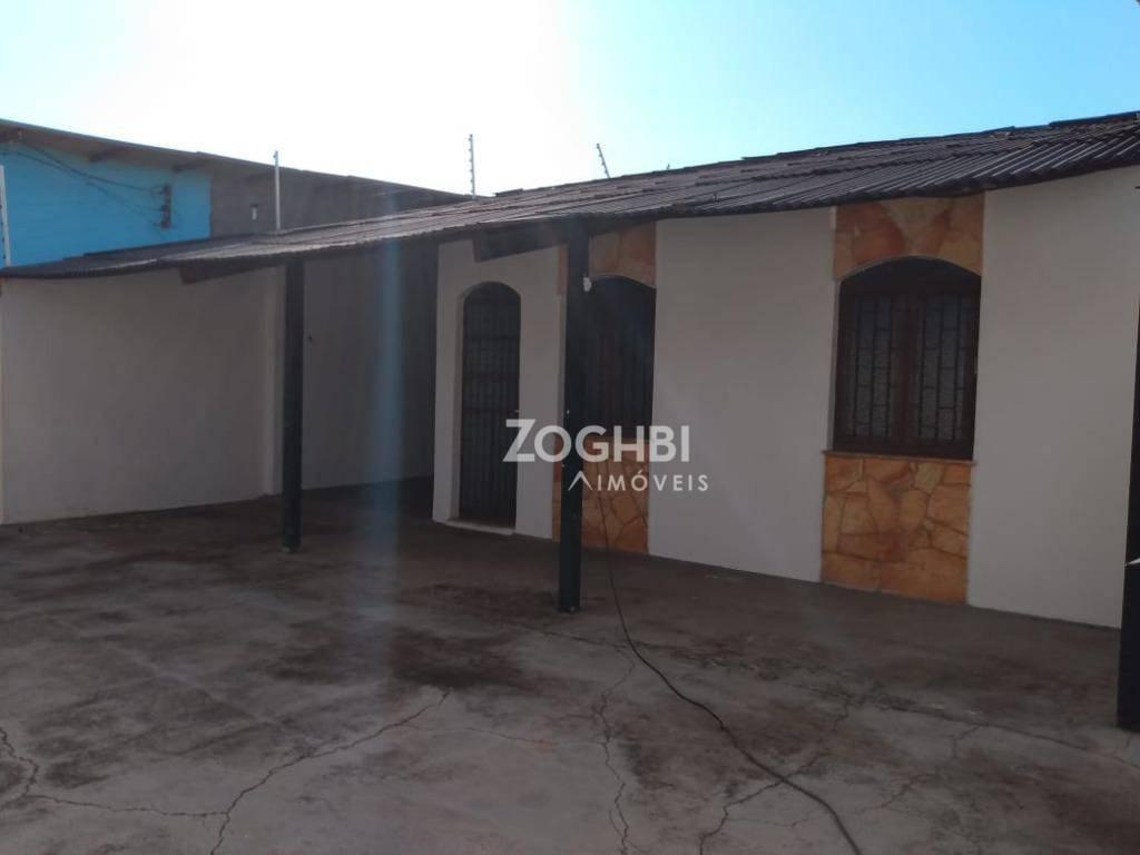 Casa com 3 dormitórios para alugar, 180 m² por R$ 1.400/mês - Flodoaldo Pontes Pinto - Porto Velho/RO