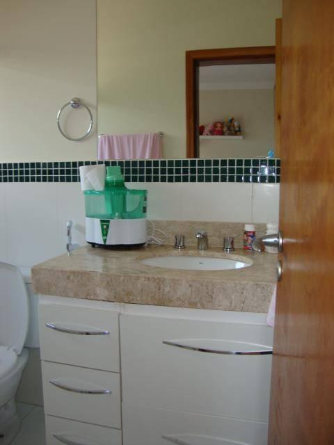 Casa 3 Dorm, Condomínio Campos do Conde, Paulinia (CA1575) - Foto 4