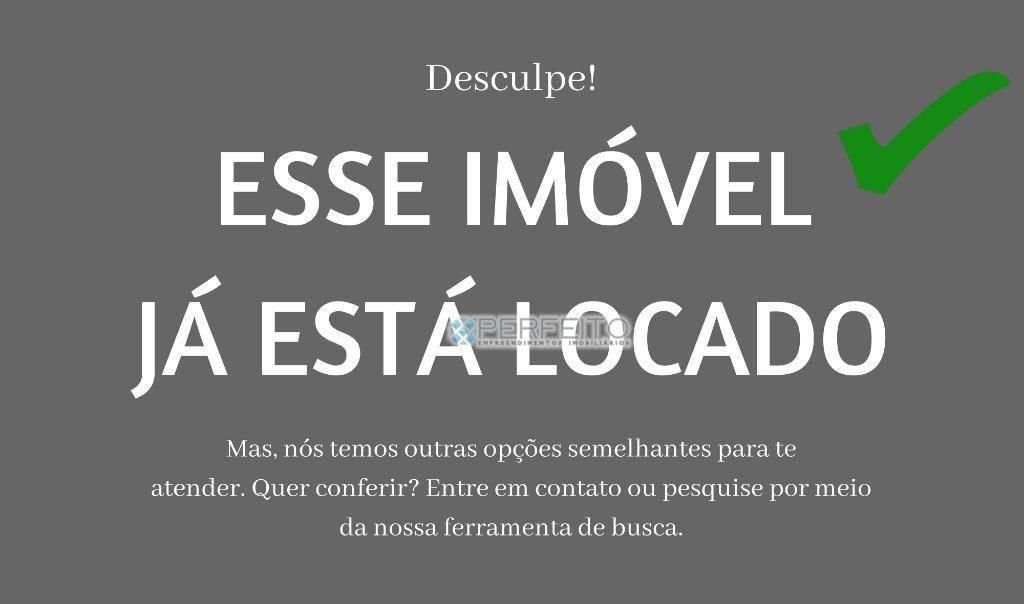 Sobrado residencial para locação, Jardim Burle Marx, Londrina.