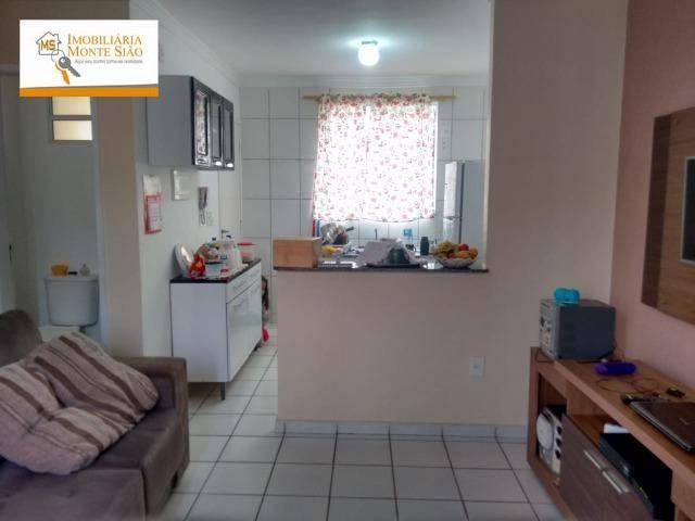 Sobrado com 2 dormitórios à venda por R$ 266.000,00 - Vila São João Batista - Guarulhos/SP
