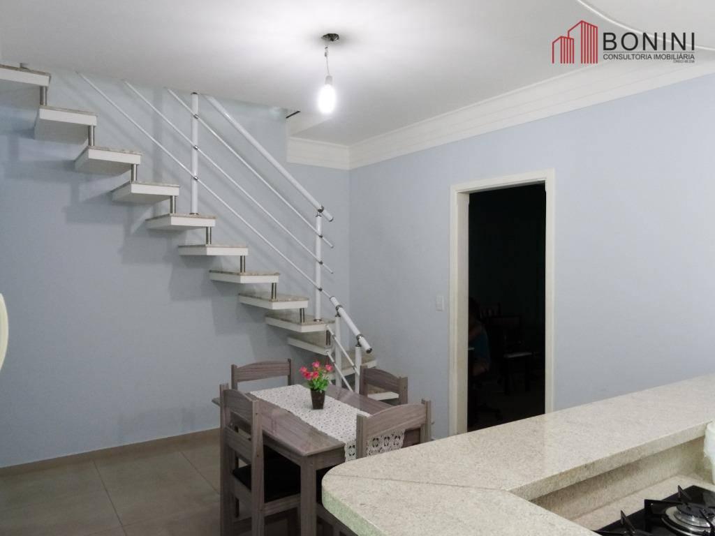 Casa 4 Dorm, Parque Nova Carioba, Americana (SO0104) - Foto 6