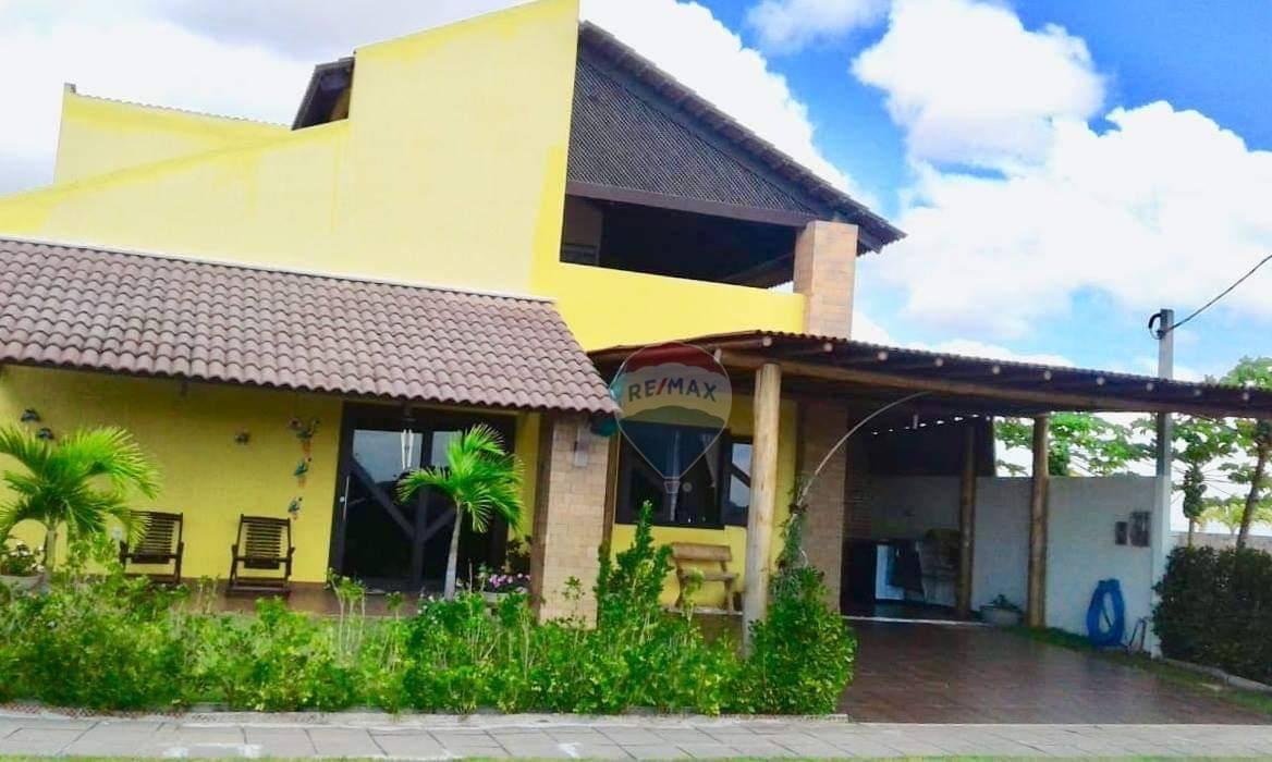 Casa com 4 dormitórios à venda, 270 m² por R$ 550.000,00 - Pium - Nísia Floresta/RN