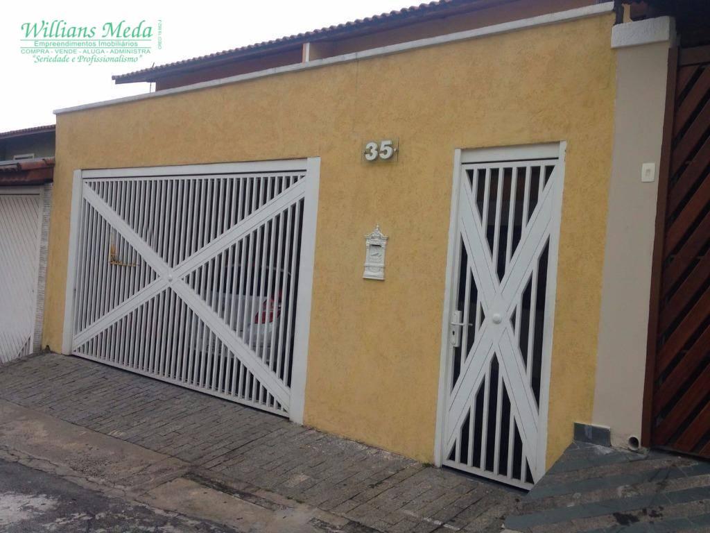 Sobrado  residencial à venda, Jardim Paraventi, Guarulhos.