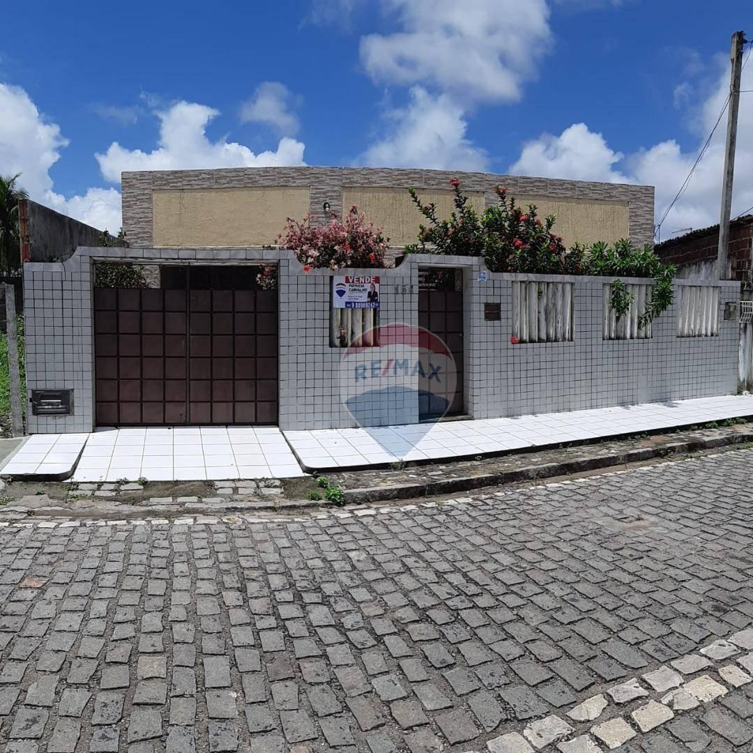 Casa com 3 dormitórios à venda, 120 m² por R$ 220.000,00 - Vale do Sol - Parnamirim/RN