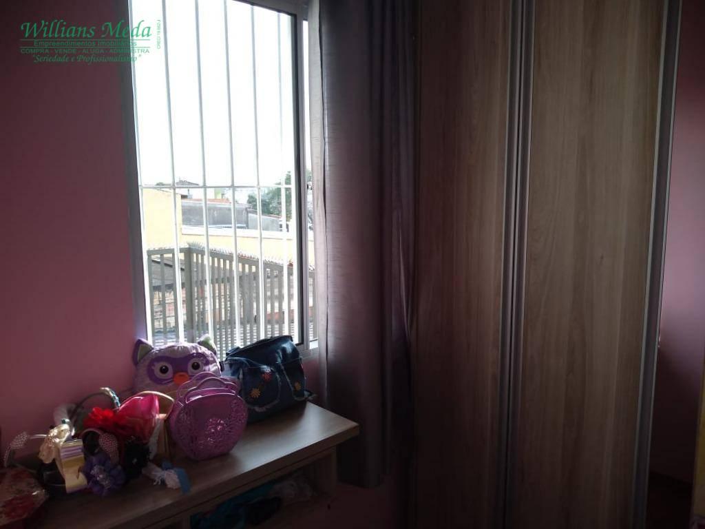 Sobrado com 3 dormitórios à venda, 200 m² por R$ 580.000 - Jardim Monte Carmelo - Guarulhos/SP