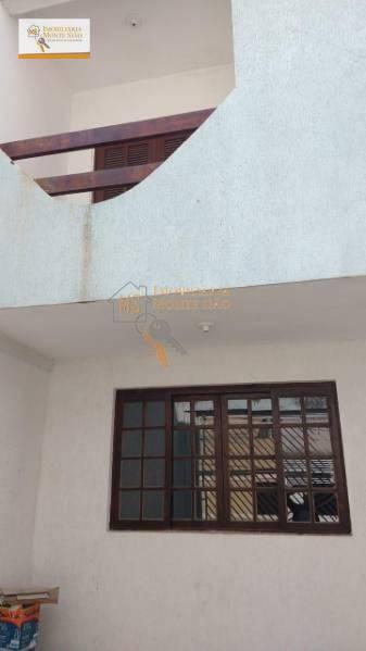 Sobrado com 4 dormitórios para alugar, 180 m² - Jardim Bela Vista - Guarulhos/SP