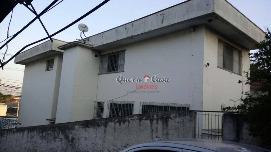 Sobrado residencial à venda, Macedo, Guarulhos.