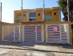 Sobrado Residencial à venda, Vila Lucinda, Santo André - SO0283.