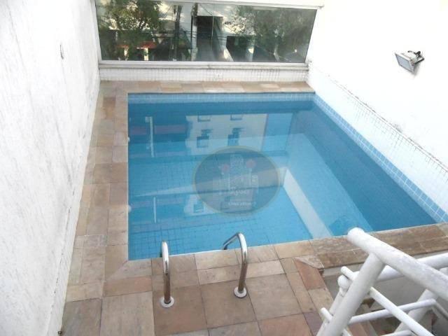 Casa à venda, 250 m² por R$ 999.000,00 - Embaré - Santos/SP