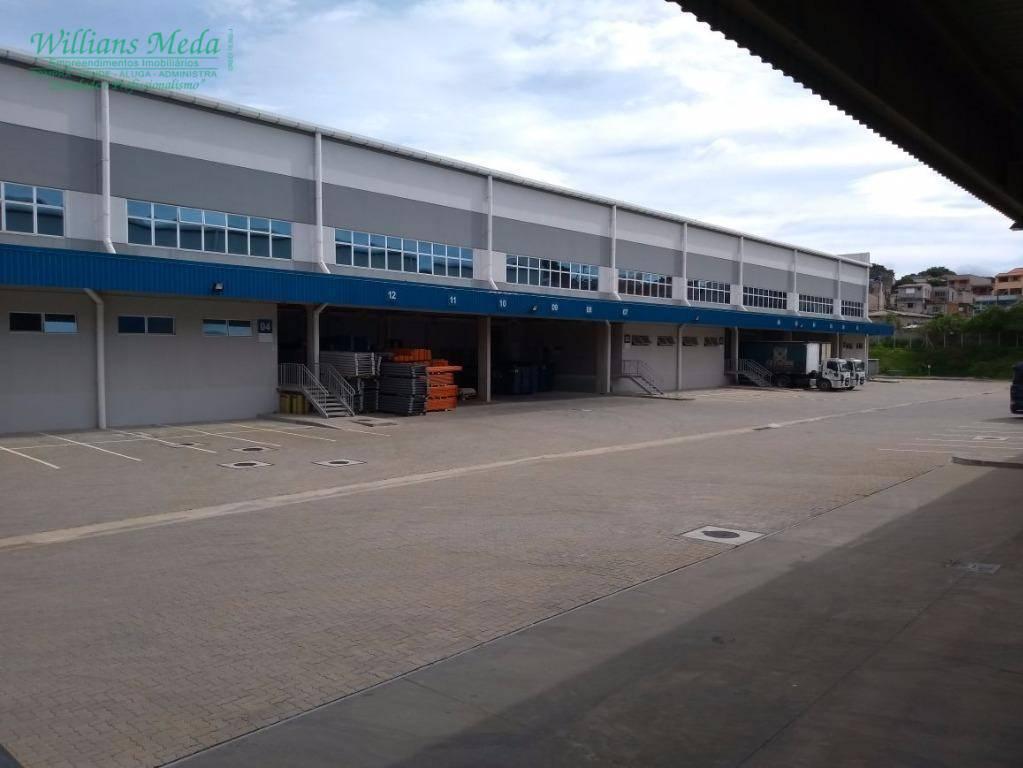 Galpão industrial para locação, Bonsucesso, Guarulhos.