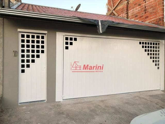 Casa com 3 dormitórios à venda, 140 m² por R$ 300.000,00 - Residencial Santa Madre Paulina - Salto/SP