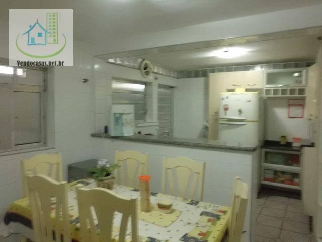 Casa de 4 dormitórios à venda em Vila Do Castelo, São Paulo - SP