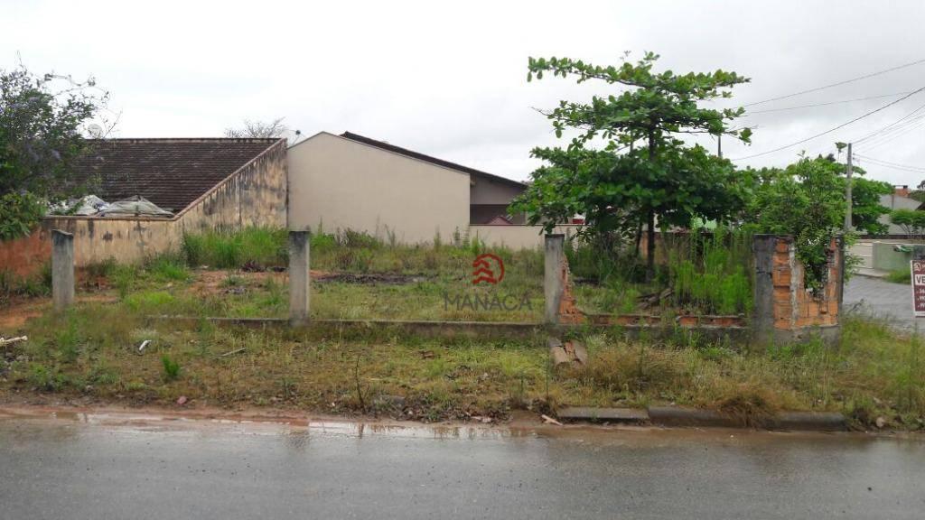 Terreno residencial à venda, Los Angeles, Barra Velha.