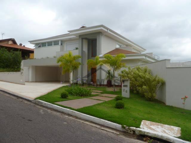 Casa à venda, 5 quartos, Condomínio Vista Alegre - Sede, Vinhedo.