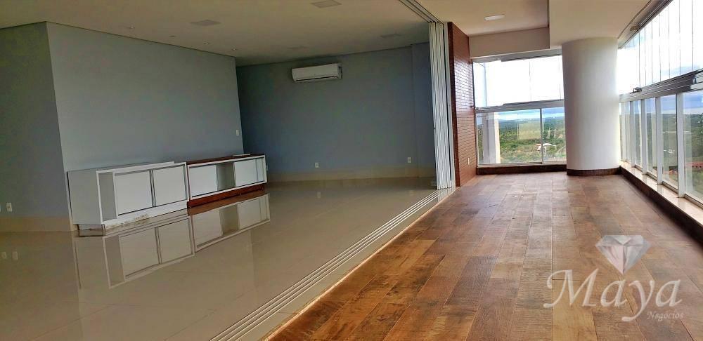 Apartamento 4 Suítes, 237 m² c/ armários e ar na Praia da Graciosa - Vision Residence