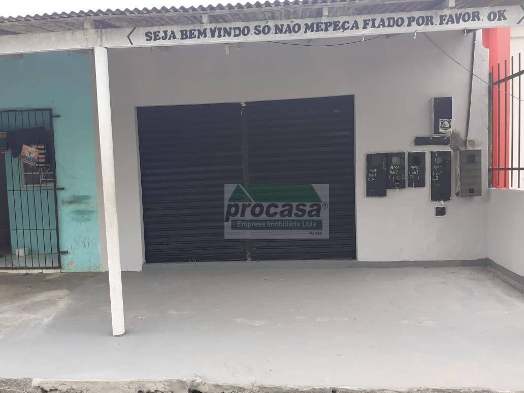 Loja para alugar, 55 m² por R$ 600,00/mês - Cidade Nova - Manaus/AM