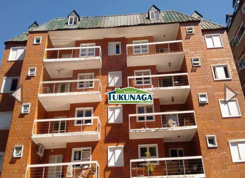 Apartamento residencial para venda e locação, Jardim Valéria, Guarulhos.