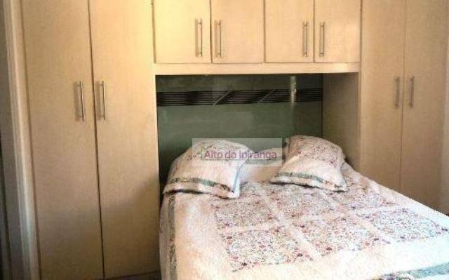 Apartamento de 4 dormitórios à venda em Jardim Vergueiro (Sacomã), São Paulo - SP
