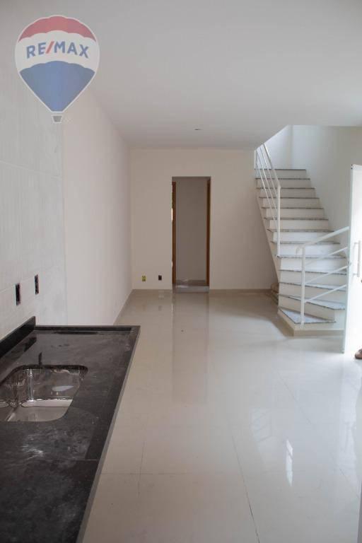 Casa com 3 dormitórios à venda, 125 m² por R$ 470.000 - Alvinópolis - Atibaia/SP