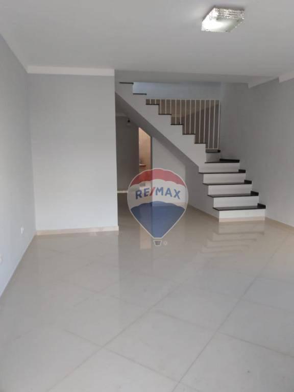 Casa com 3 dormitórios para alugar, 180 m² por R$ 2.000,00/mês - Jardim Paulista - Atibaia/SP