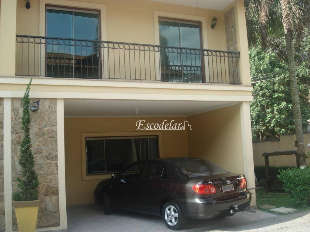 Casa de 3 dormitórios à venda em Mandaqui, São Paulo - SP
