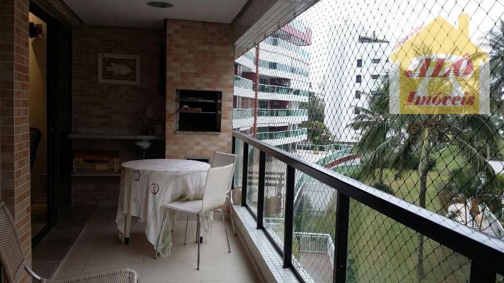 Apartamento residencial à venda, Riviera - Módulo 4, Bertioga.