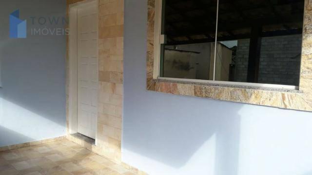 Casa com 2 dormitórios para alugar por R$ 1.100/mês - Mutuá - São Gonçalo/RJ