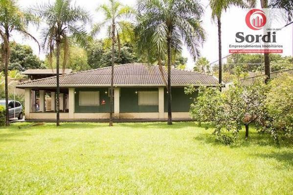Chácara residencial à venda, Itanhangá Chácaras de Recreio, Ribeirão Preto.