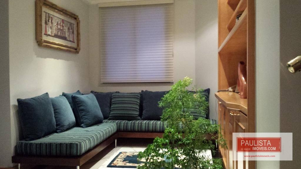 Cobertura triplex alto  padrão 342m 4 dormitórios 5 vagas.