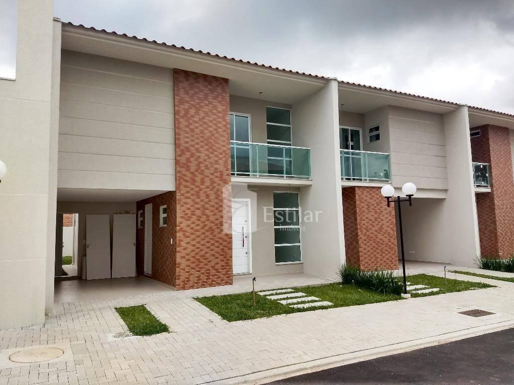 Sobrado 03 quartos(1 suíte) no Cruzeiro, São José dos Pinhai
