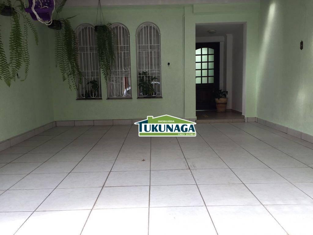 Sobrado com 3 dormitórios à venda, 130 m² por R$ 510.000,00 - Vila Progresso - Guarulhos/SP