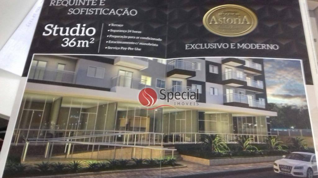 Loft de 1 dormitório em Tatuapé, São Paulo - SP