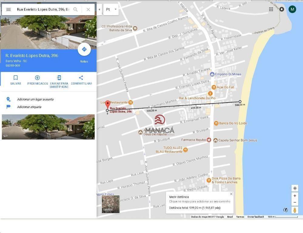 Casa temporada para locação, Itajuba, Barra Velha.
