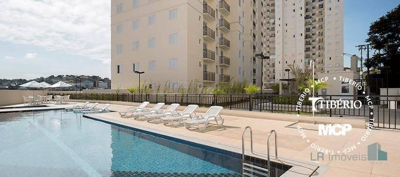 Apartamento à venda, 48 m² por R$ 267.900,00 - Centro - Diadema/SP