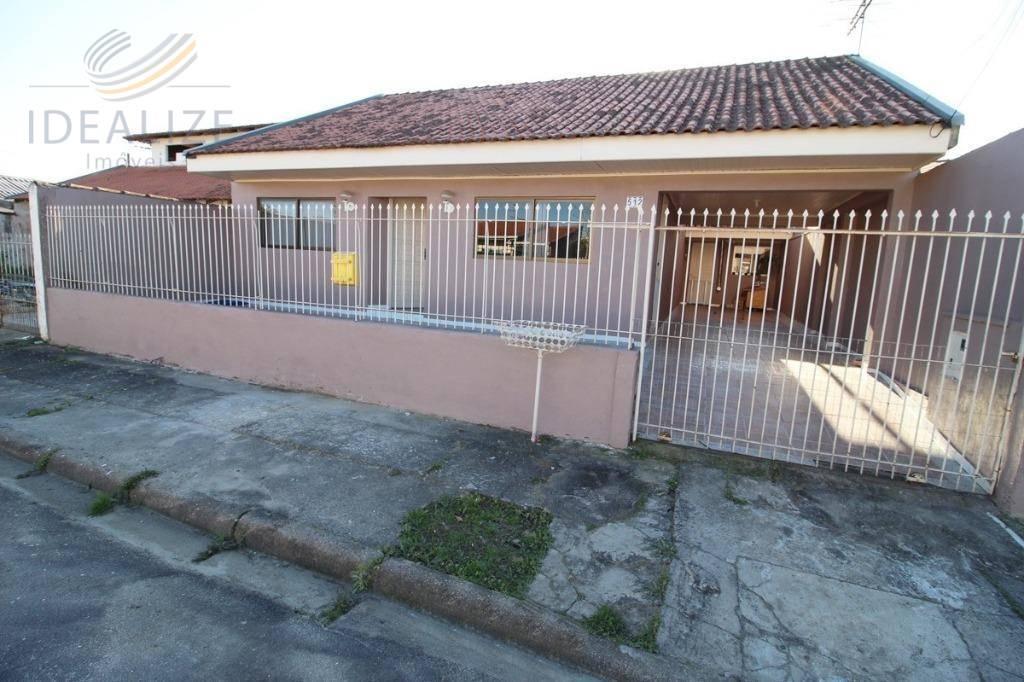 Casa residencial à venda, Afonso Pena, São José dos Pinhais.