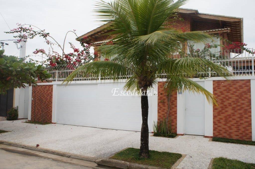 Casa com 4 dormitórios à venda, 292 m² por R$ 1.800.000 - Jardim Virginia - Guarujá/SP