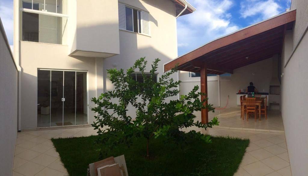 Casa 3 Dorm, Residencial Terras do Barão, Campinas (SO0027) - Foto 2