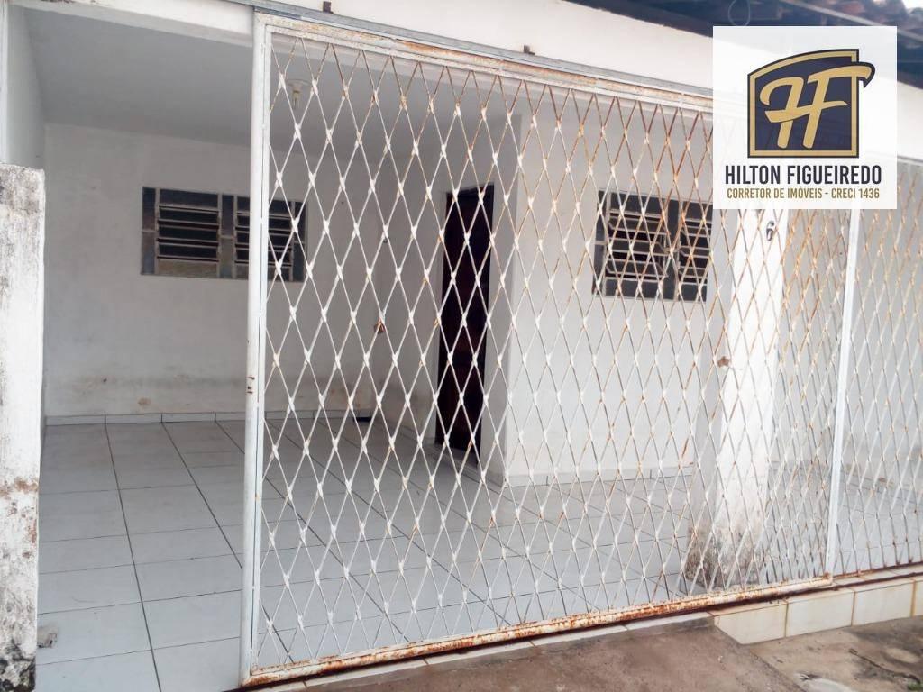 Casa com 3 dormitórios à venda, 100 m² 10X20 por R$ 200.000 - Castelo Branco - João Pessoa/PB